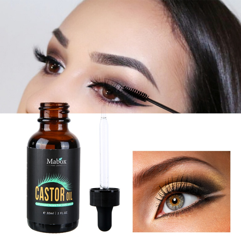 Us 5 55 Aliexpress Com Buy Natural Organic Castor Oil Pure Cold Pressed Unrefined Eyelash Eyebrow Body Nutritious Moisturizer Eyes Makeup