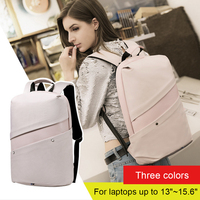iCozzier 13.3/15.6 Laptop Backpack bags for Women Men Boy Girl Daypack Water Resistant Lightweight Portable Casual