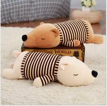 WYZHY Down Cotton Soft Bear Plush Toy Doll Pillow Send Friends and Children Gifts 90CM