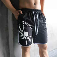 Novo estilo 2020 verão de alta qualidade shorts homens correndo musculação muscular gigantes shorts ginásio crânio shorts