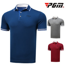 Sportswear T-Shirts Golf Summer Short Breathable Men Garment Training D1073 New-Arrival