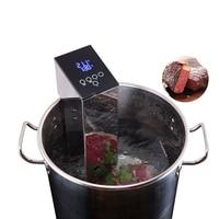 2 PCS Sous Vide Low Temperature Cooking Machine Circulator Precision Pure Boiled Steak Slow Cooker Food Processor