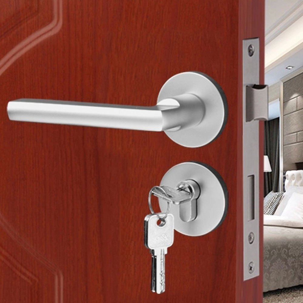Bedroom door locks - Bedroom door knobs with key lock ...