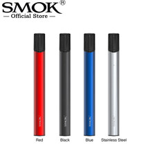 Original SMOK SLM Stick Thick Vapor Pod Starter Kit 250mAh electronic cigarette kit small vape pen SLM Kit Vaporizer(China)