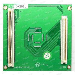 Image 2 - 100% Оригинальный Новый адаптер XELTEK SUPERPRO CX3010/DX3010 для программатора 6100/6100N CX3010/DX3010 разъем Бесплатная доставка