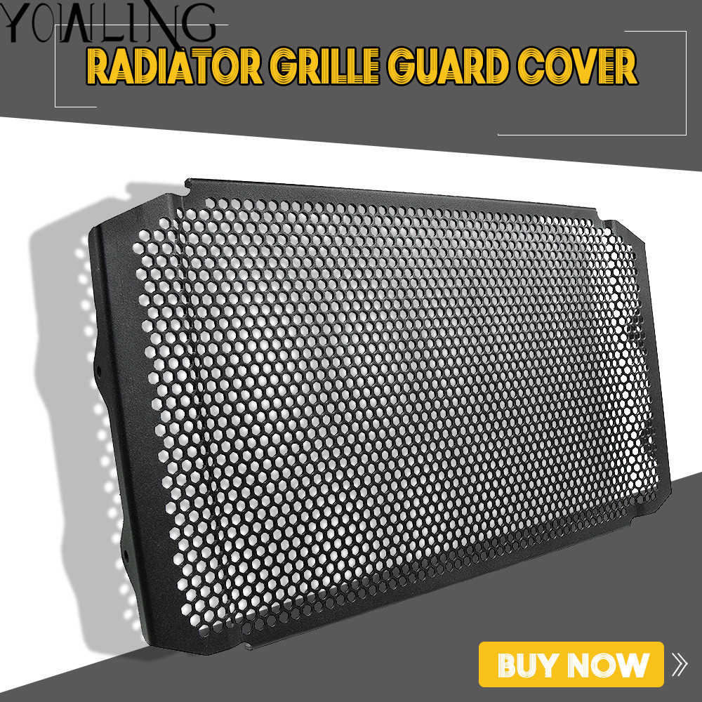 Motorcycle Accessories Frames Fittings Radiator Guard Protector Grille Grill Cover FOR YAMAHA XSR900 XSR 900 2016