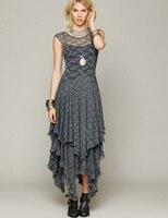 Moda Seksowne Sukienki Dla Kobiet Słodkie Koronki Drążą Asymetryczne Ukraina Kobiet Sukienka Dreamstime gothic vestidos de renda praia