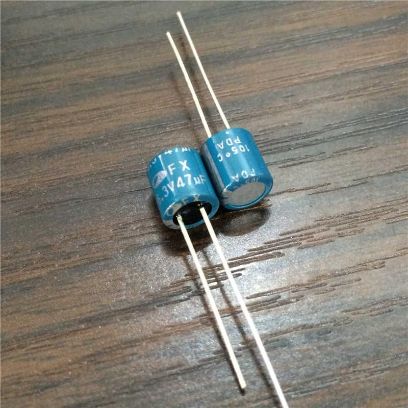 20pcs//200Pcs 6.3V100uF 6.3V ELNA R3S 6.3x5mm  Audio Capacitor