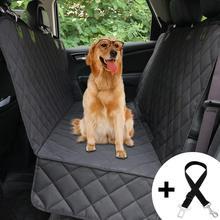 Накидка на автомобильное сиденье для животных, переноска для путешествий, чехол на заднее сиденье для автомобилей, грузовиков, внедорожников 100%, Водонепроницаемый гамак с антискользящим покрытием