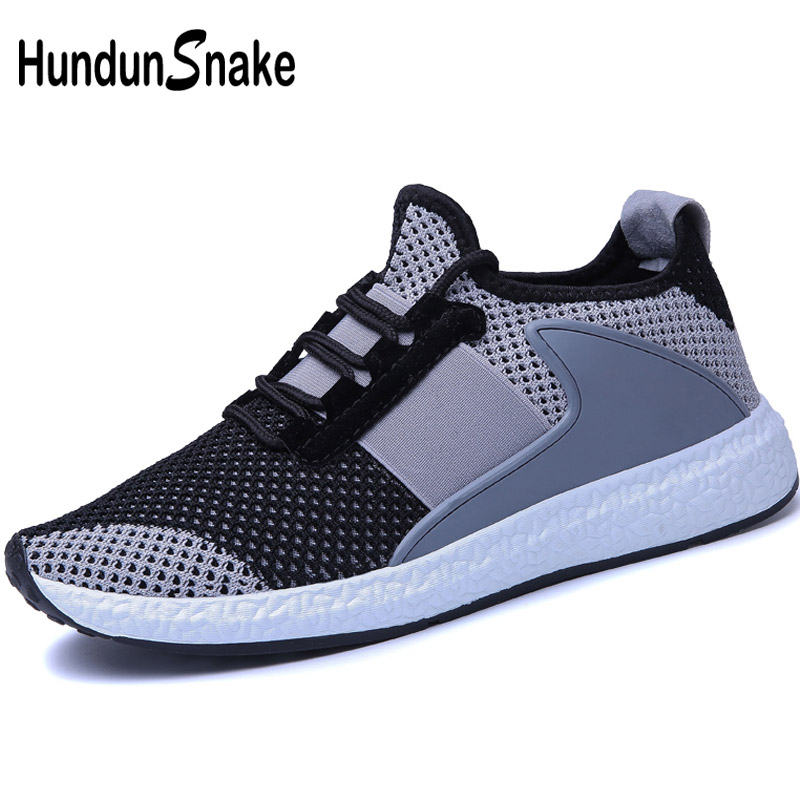 Hundunsnake Breathable Mens Sports Shoes For Male Sport Shoes Running Men Sneakers Summer Mens Running Shoes For Men Gym T336