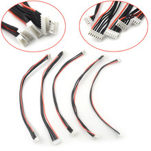 1PCS durable 200MM 2S 3S 4S 5S 6S 1P Balance Charger Cable 22 AWG Silicon Wire 600V(China)