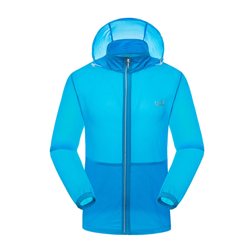 Skin-Clothing Sun-Protection Lightweight Waterproof Outdoor Breathable Women for And