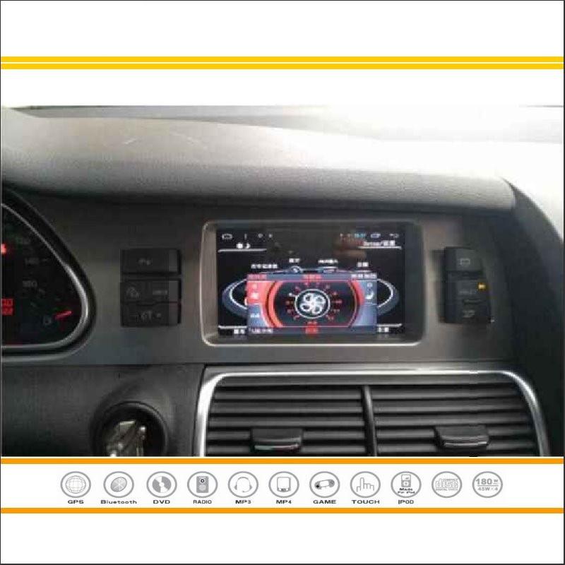 Para Audi Q7 2006 ~ 2015-Coche GPS Nav Navi Mapa Estéreo de Audio y Vídeo De La