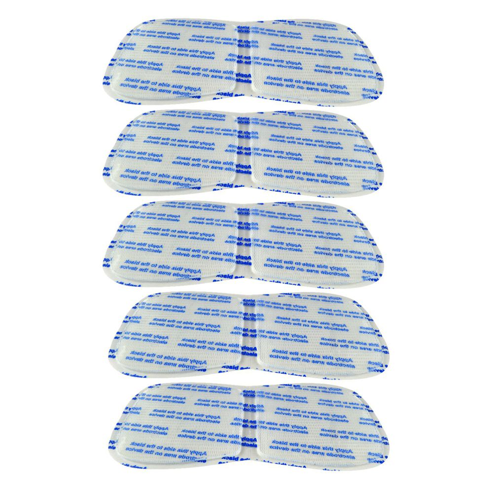 5 para Elektrode Pads Für SUNMAS SM9180 Drahtlose Zehn Akupunktur Entspannende Massager Digitale Therapie Maschine