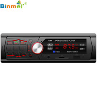 In Dash Car Audio Bluetooth Stereo Head Unit MP3/USB/SD/MMC/AUX/FM Remote HandsFree Car MP3 Audio Player N1213