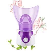 Facial Steamer Ion Humidifier Spray Beauty Instrument Nano Steaming Machine Hot Mist Humidifier Sprayer Steam Face Moisturizing Skin Care