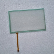 HU070L-000 Touch Glass Panel for HMI Panel repair~do it yourself,New & Have in stock