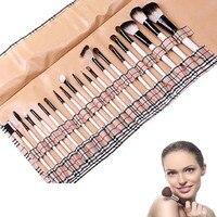 Free Shipping Drop Shipping 20Pcs Set Professional Makeup Brush Set Cosmetic Make Up Brush Eye Shadow