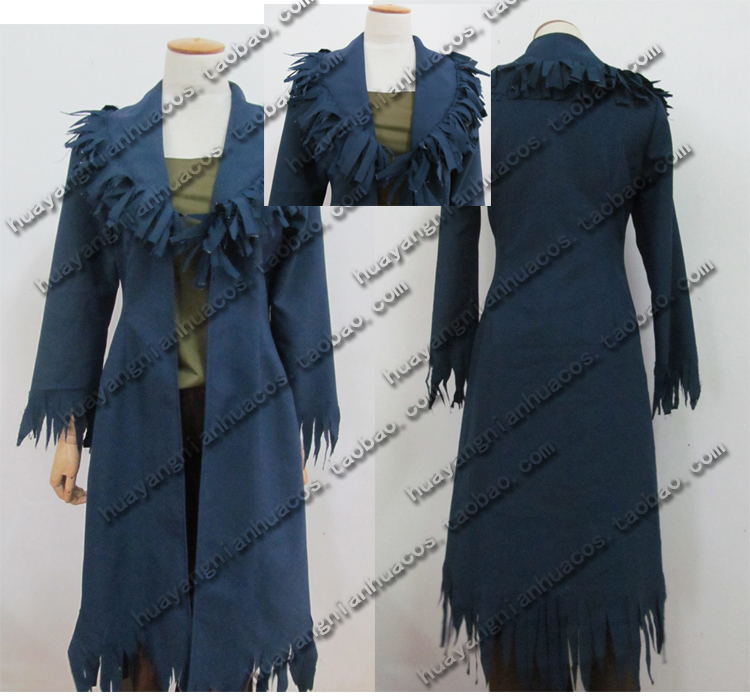 IB Garry Cosplay Costume Outfit custom made
