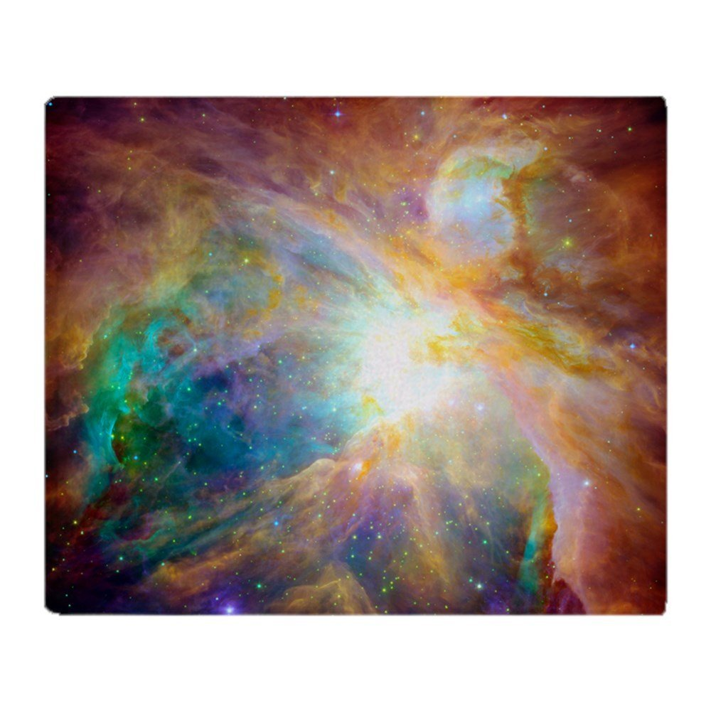 Custom Creative: Custom Creative Design Blanket Space Galaxy Soft Fleece