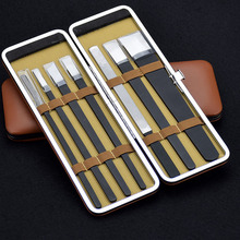 Профессиональный педикюр нож Nail Clipper комплект для красоты Инструменты для ног