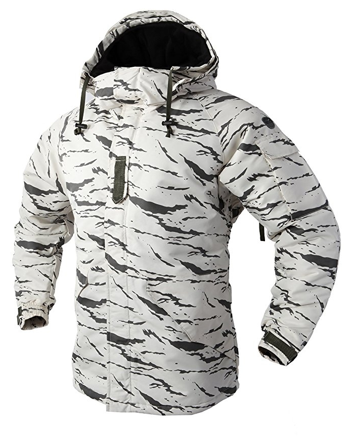 New Edition SouthPlay font b Men s b font White Sand Military Waterproof 10 000mm Hood