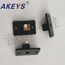 12PCS DC-019A large panel DC power supply socket DC charging socket with screw hole massage chair charging socket цена