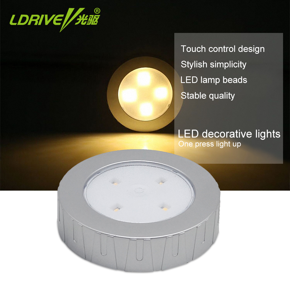 Ldrive auto reading lamp car interior roof light vehicle - Battery operated car interior lights ...