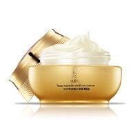 1pcs Snail Essence Eye Cream Remove Dark Circle Eye Bag Anti Puffiness Ageless Anti Wrinkle Eye