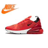 a13466b16c Original Nike Air Max 270 180 Mens Running Shoes Sneakers Sport Outdoor  2018 New Arrival Authentic