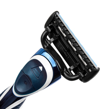 Shaving Razor with 5-Layer Cartridges