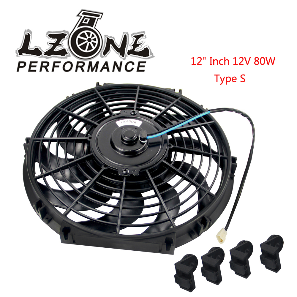 Back To Search Resultsautomobiles & Motorcycles Lzone Auto Replacement Parts 12 Inch Universal 12v 80w Slim Reversible Electric Radiator Auto Fan Push Pull With Mounting Kit Type S 12jr-fan12 Refreshing And Enriching The Saliva