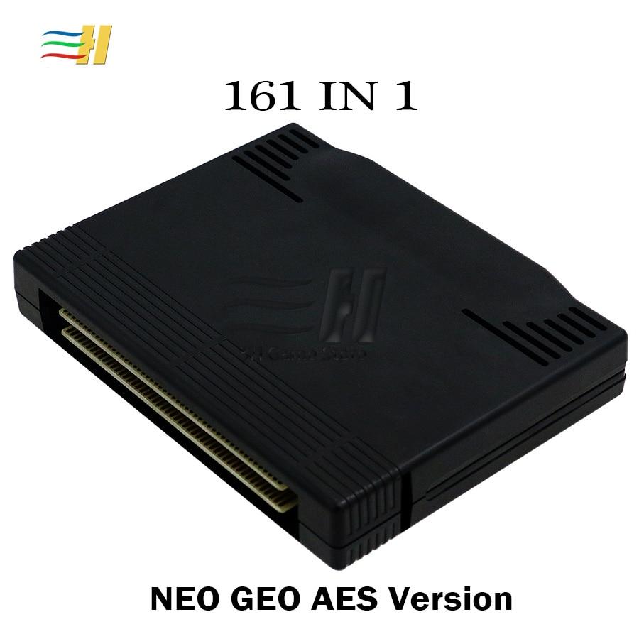 Neo Geo AES 161 in 1 Fighting Jamma Multi Arcade Game Cartridge AES Standard Jamma multi cart game 161 games arcade cartridges
