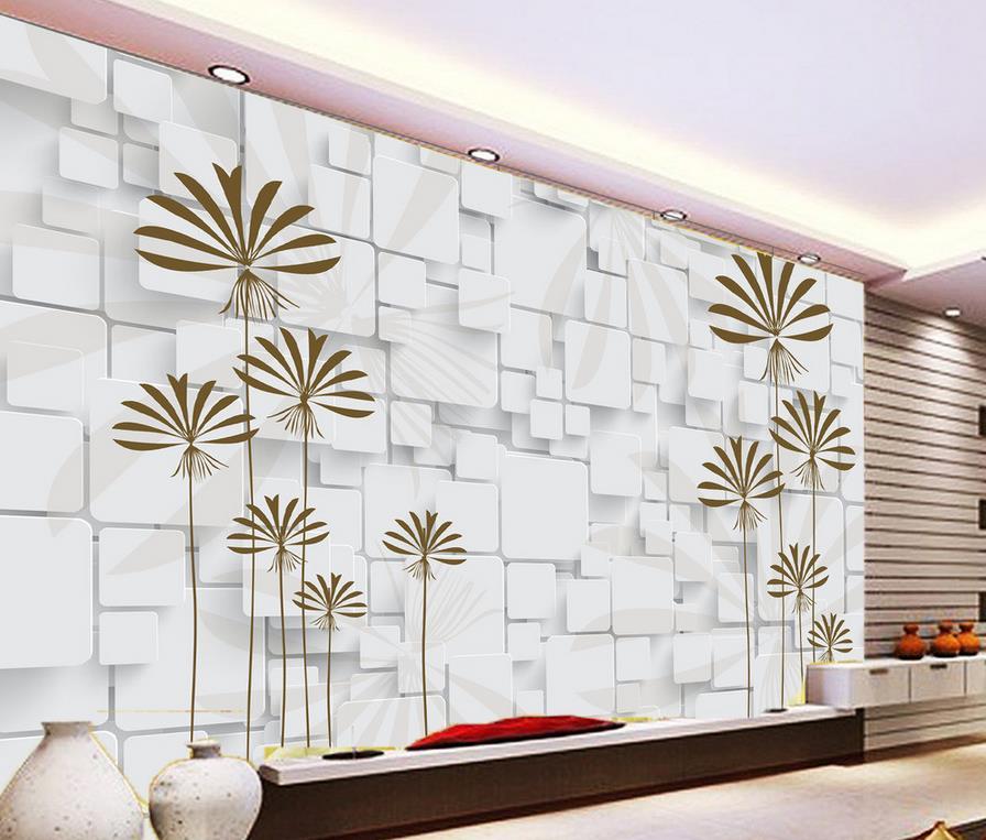 Living Room Murals custom wallpaper murals forest 3d wallpaper modern for living room