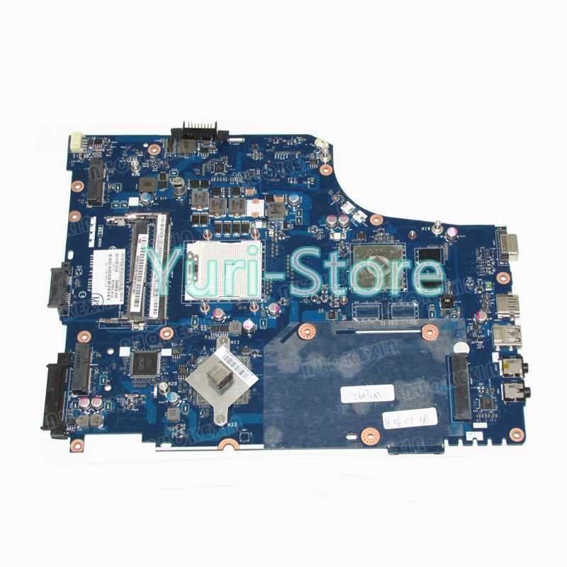 NOKOTION MBBYS02001 MB.BYS02.001 For acer aspire 7560 7560G laptop motherboard HD 6470M DDR3 P7YE5 LA-6991P одежда для женщин