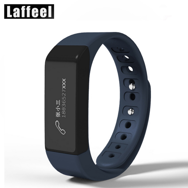 Original Bluetooth 4 0 Waterproof Touch Screen Fitness Tracker Health font b Smart b font Bracelet