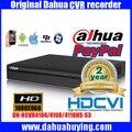 Original inglês DAHUA 4ch 8ch 16ch 1U HDCVI DVR CVR 720P-Lite DH-HCVR4104HS-S3 DH-HCVR4108HS-S3 DH-HCVR4116HS-S3 CVR gravador