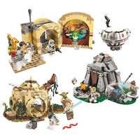 NOVOS Blocos de Construção 10374 Space Star Wars Figuras Batalha Droid Tropa Carrier Compatível com legoINGes 75086 Brinquedo DIY Brinquedos Presentes
