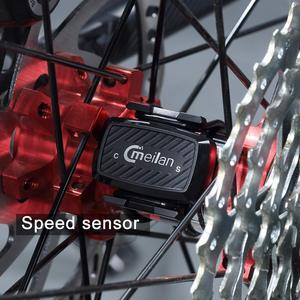 Image 5 - Phụ Kiện Xe Đạp Xe Đạp Nhịp Tốc Độ cảm biến Đi Xe Đạp Bluetooth 4.0 KIẾN trong nhà Quay nhịp huấn luyện Meilan C1