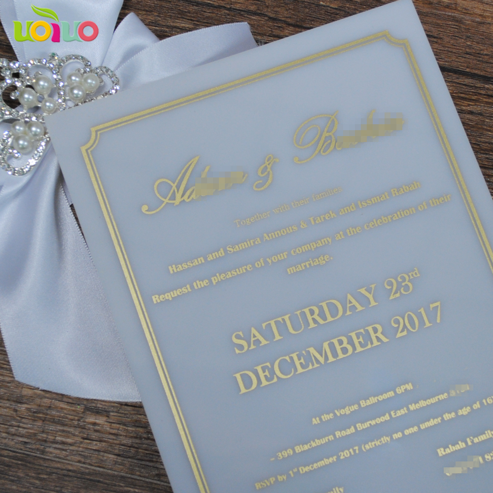 2018 Hot Printed Wedding Souvenirs Decorations White