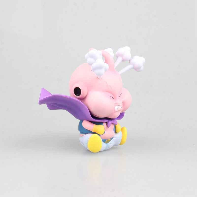 10cm dragon ball z majin buu majin boo figura de ação pvc coleção modelo brinquedos para presente natal