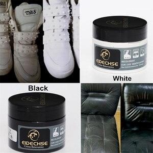 Image 4 - Leather Refurbishing Cleaner Car Sofa Leather Shoe Refurbishing Agent Descaling Cleaning Cream All Purpose Repair Tool