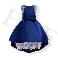 Summer Dress Baby Girls Dress Party Princess Wedding Dress Dresses for Girl Frozen Vestidos Infantil Elsa Children Clothes