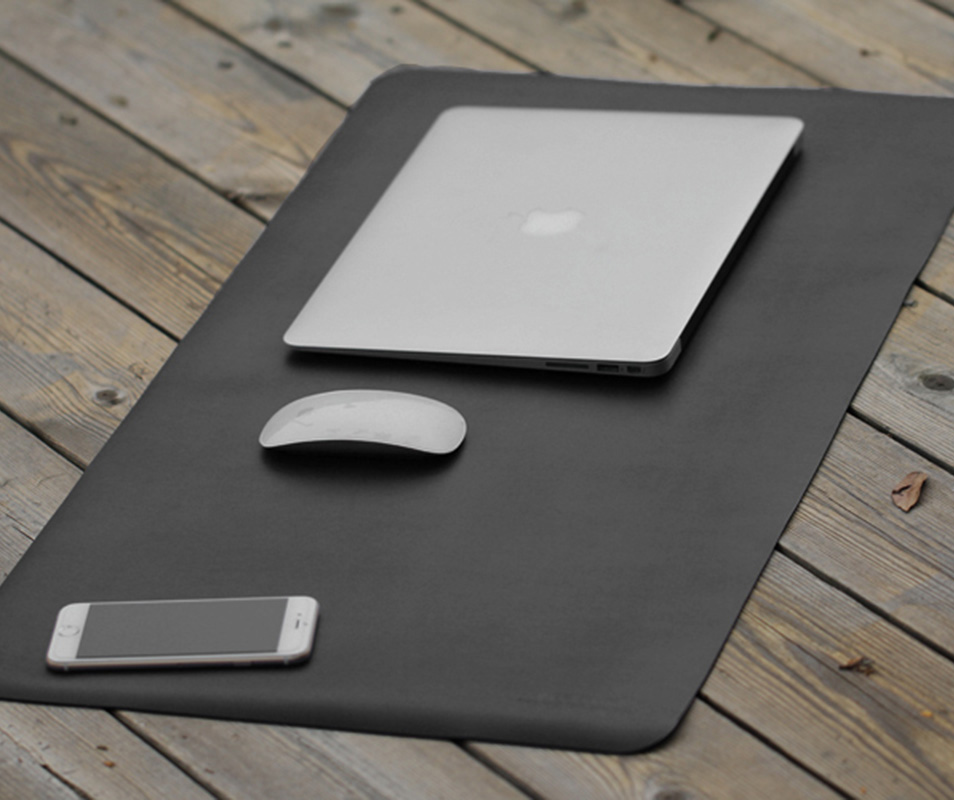 Superbe Large Mouse Pad, Leather Desk Pad Extent Mouse Pad Gaming Mouse Pad Office  Desk Mat (Blue Red Black) In Mouse Pads From Computer U0026 Office On  Aliexpress.com ...