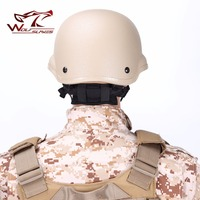Mich 2002 Army Tactical Universal Protective Helmet Sports Accessories Outdoor Survival Game CS Face Mask Helmet