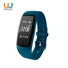Smart Сердечного ритма Мониторы SmartBand Фитнес трекер Шагомер WhatsApp Facebook браслет для IOS Android New + подарок