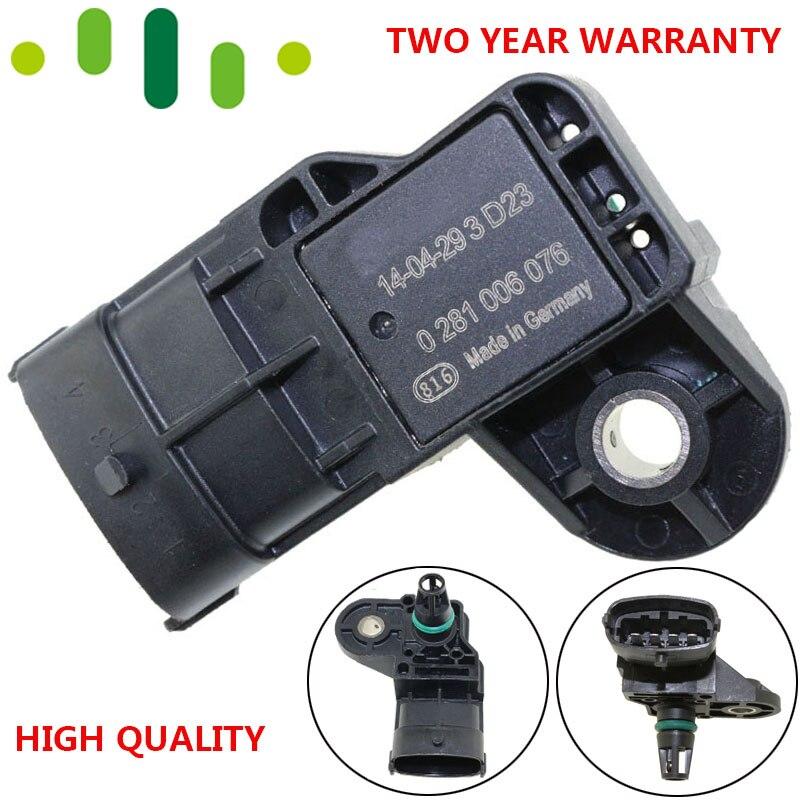 55568175 MAP Sensor for Vauxhall Astra Insignia Cascada Meriva Zafira 1235029