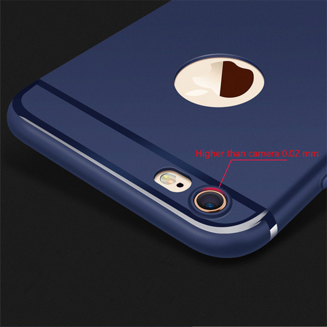 Ultra Thin Phone Case iPhone 5 5 s 6 6s 7 7 Plus