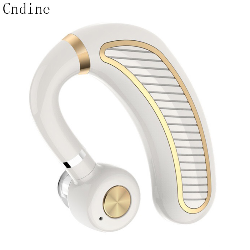 Casque d'écoute sans fil étanche casque d'affaires pour Samsung iPhone avec micro mains libres stéréo Mini Bluetooth écouteur sans fil