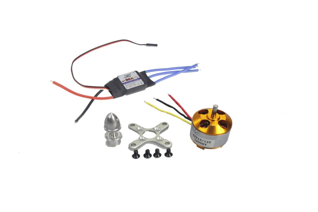 F02015 Z A2212 1000kv Brushless Motor 13t 30a Speed